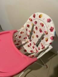 Cadeira de papinha alta
