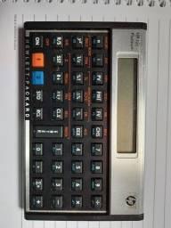 Título do anúncio: Calculadora financeira hp 12c Platinum