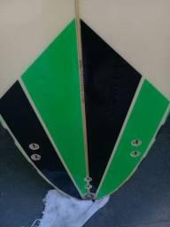 Prancha de  surf fan board