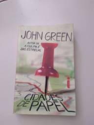 Livro do John Green