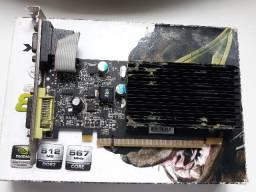 Placa de Video Geforce 8400GS 512MB