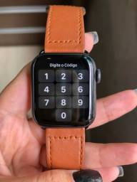 Apple Watch series 5 | 40mm cor preta com 7 meses de uso