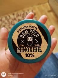 Pomada Dom pelo com minoxidil