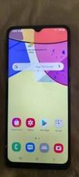 Celular A12 da Samsung galax