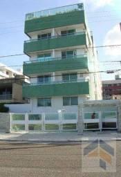 Título do anúncio: Apartamento com 2 Quartos Frente Mar para alugar, 75 m² por R$ 1.600/mês - Manaíra - João