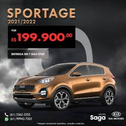 Título do anúncio: Kia Sportage 21/22