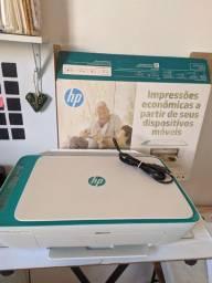 Impressora Deskjet Hp 2676 usada pouquíssimas vezes na caixa