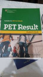 Inglês -PET Result