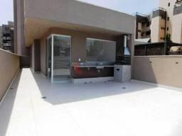 Cobertura à venda, 3 quartos, 1 suíte, 2 vagas, São Pedro - Belo Horizonte/MG