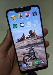 Xiaomi Pocophone F1 128Gb + 5 capinhas (ótimo estado)
