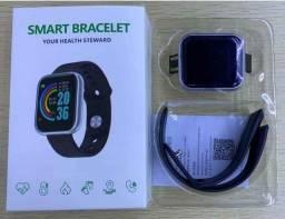Smartwatch Y68 D20 (somente encomenda)