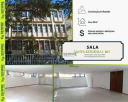 Título do anúncio: Sala à venda, 98 m² e 01 vaga - Santa Efigênia - Belo Horizonte/MG