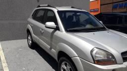 Tucson prata 2012 gasolina 16 v automático