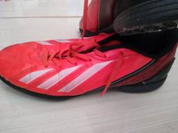 Chuteira Society Adidas F50 T43