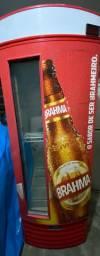 Vendo cervejeira Brahma metal frio usada porém muito conservada