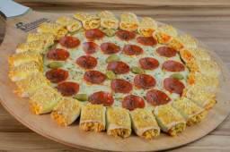 Sou  pizzaiolo leia
