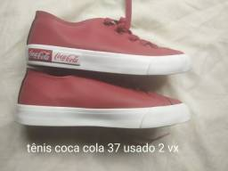 Tênis coca cola original