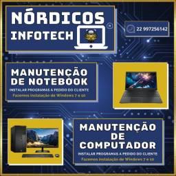 Faça a manutenção do seu Notebook ou PC agora!