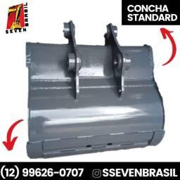Conchas standard - sevenbrasil