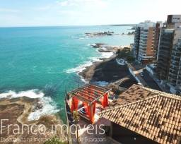 Cobertura com 6 suítes lazer privativo,4vgs/vista mar da Praia das virtudes