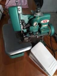 Título do anúncio: Máquina costura overlock
