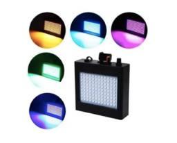 Strobo Rítmico 108 LEDS - RGB