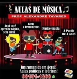 Escola de Música Alexandre Tavares