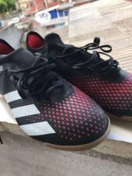 Chuteira de futsal adidas predator
