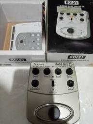 Pedal preamp V tone bd21 / Baixo