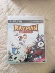 Jogo Rayman Origins Ps3 Seminovo
