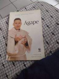 Título do anúncio: Livro Ágape do padre Marcelo Rossi