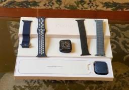 Apple Watch 6 44mm azul/blue GPS