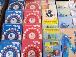 Livros do 5°ano Missão Paz/Rede Pitágoras