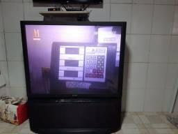 Tv Sony retroprojecao 60 polegadas