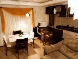 Apartamento maravilhoso no Centro, 100% mobiliado, com excelente acabamento.