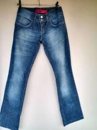 Calça Jeans feminina Clock House