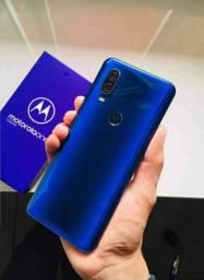 Vendo ou troco Motorola one vison 128 GB 4 ram impecável
