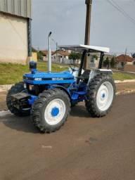 Título do anúncio: Trator Ford 4630/ 4x4 azul