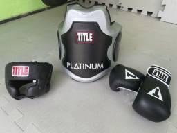 Título do anúncio: Kit para treinamento de boxe