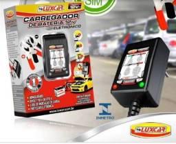 Carregador de Bateria LuxCar