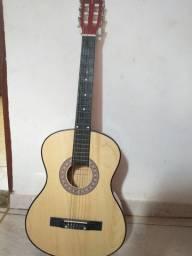 Violão auburn elétrico   R$250