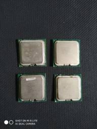 4 Processadores Pentium e Celeron