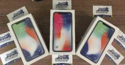 AppleSolution - Iphone X 64GB A1901 1 ano garantia lacrado pronta entrega