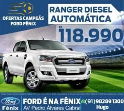 Ford Ranger XLS diesel Aut 2.2 - 2018