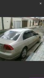Troc civic 2001 automático - 2001