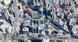 Loja na Rua Gonçalves Dias 54m2 com mezanino, banheiro e copa