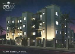Apartamento à venda com 2 dormitórios em Jardim bandeirantes, Poços de caldas cod:1492