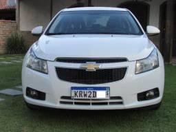 """Gm - Chevrolet Cruze LT 1.8 [""""Completo + Couro + Rodas 17""""] - 2012"""