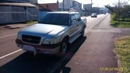 S10 dupla gasolina R$ 28900,00 - 2007