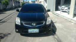 Nissan Sentra 2.0 S AUT + Couro 2010 Extra!! aceita carro e moto - 2010